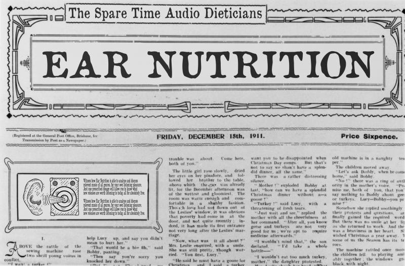 Apathy & Exhaustion x Ear Nutrition