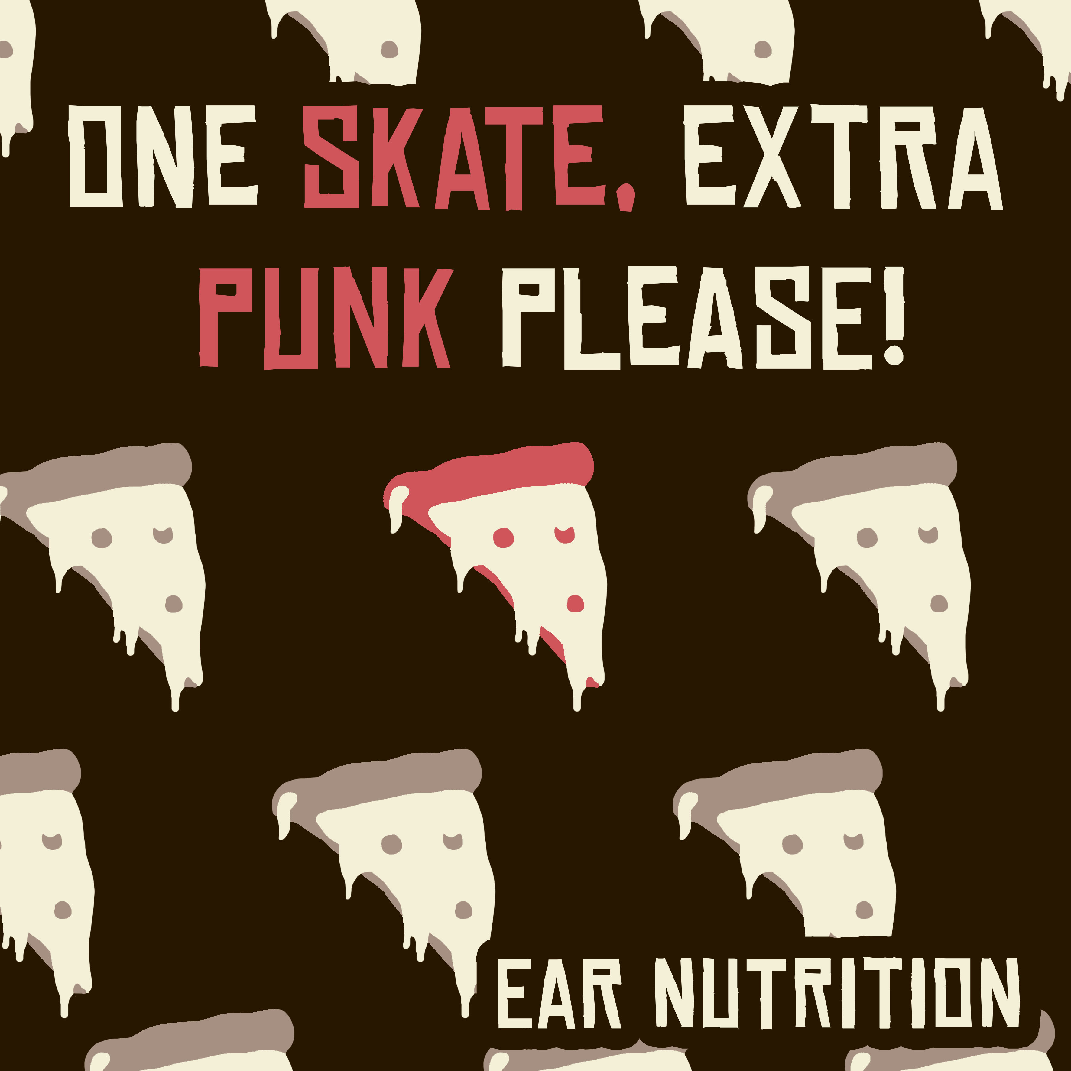 One Skate, Extra Punk Please!
