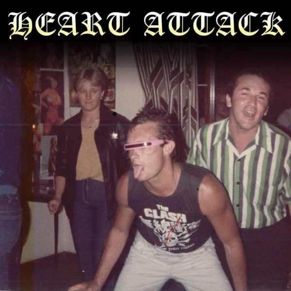 Black Anchors - Are You Ready For 'Heart Attack'? (05/07/19)