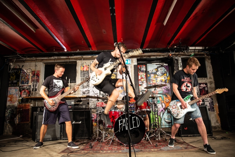 Fabled Mind debut video