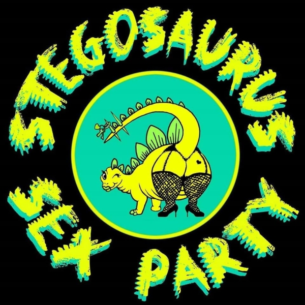 Stegosaurus Sex Party