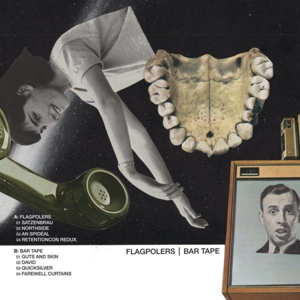 Bar Tape/FLAGPOLERS - Split EP