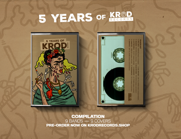 Krod Records (The Five Years)