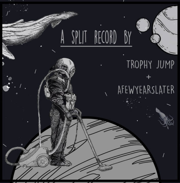 afewyearslater/Trophy jump - Split EP