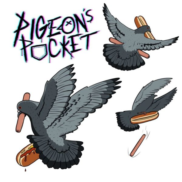 Pigeons Pocket - Self-Titled EP