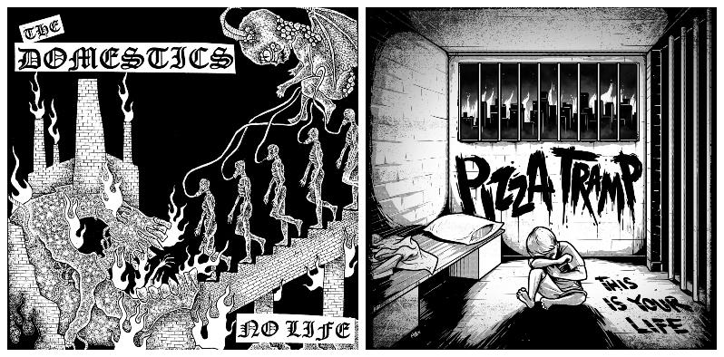 The Domestics x Pizzatramp