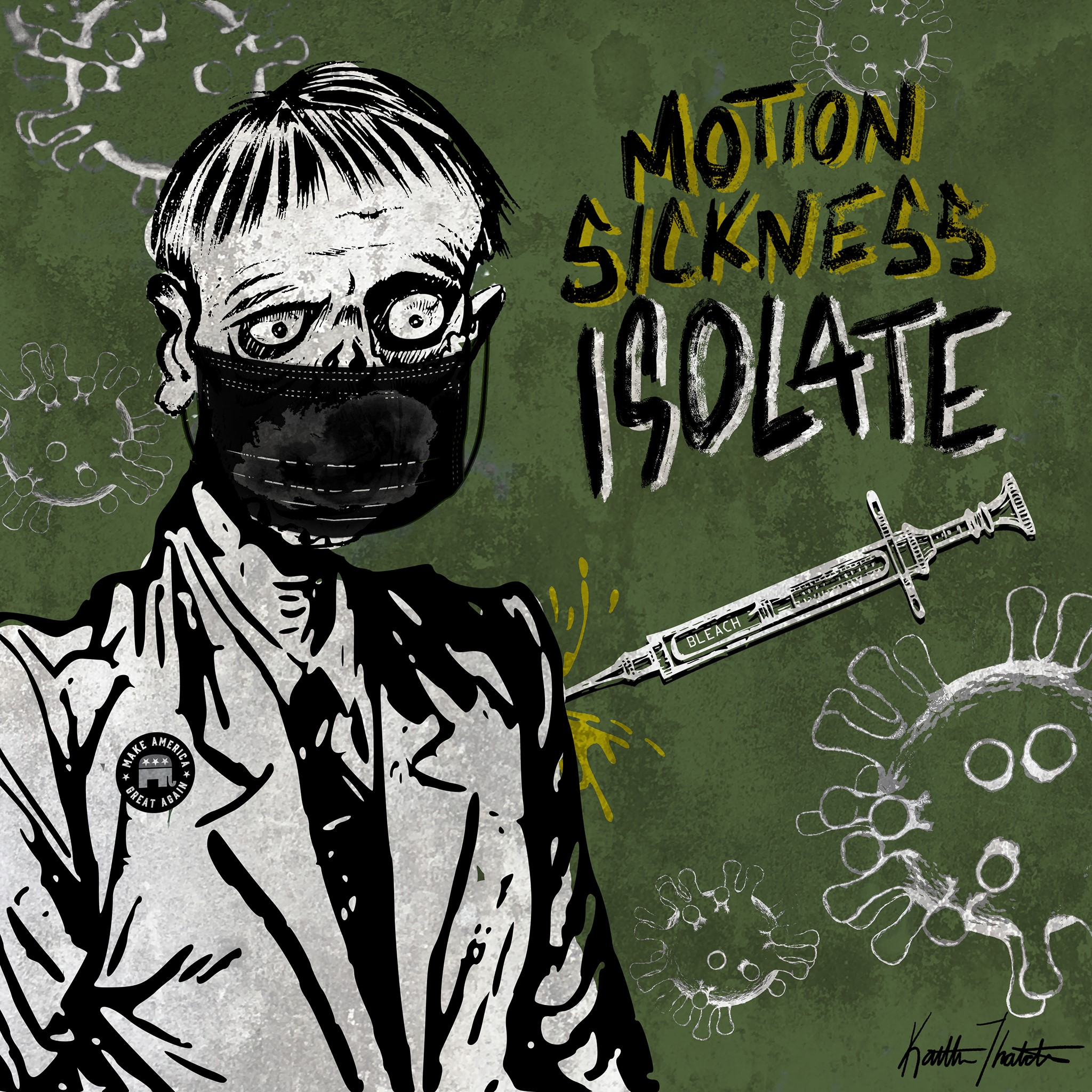 Motion Sickness and 'Isolate'