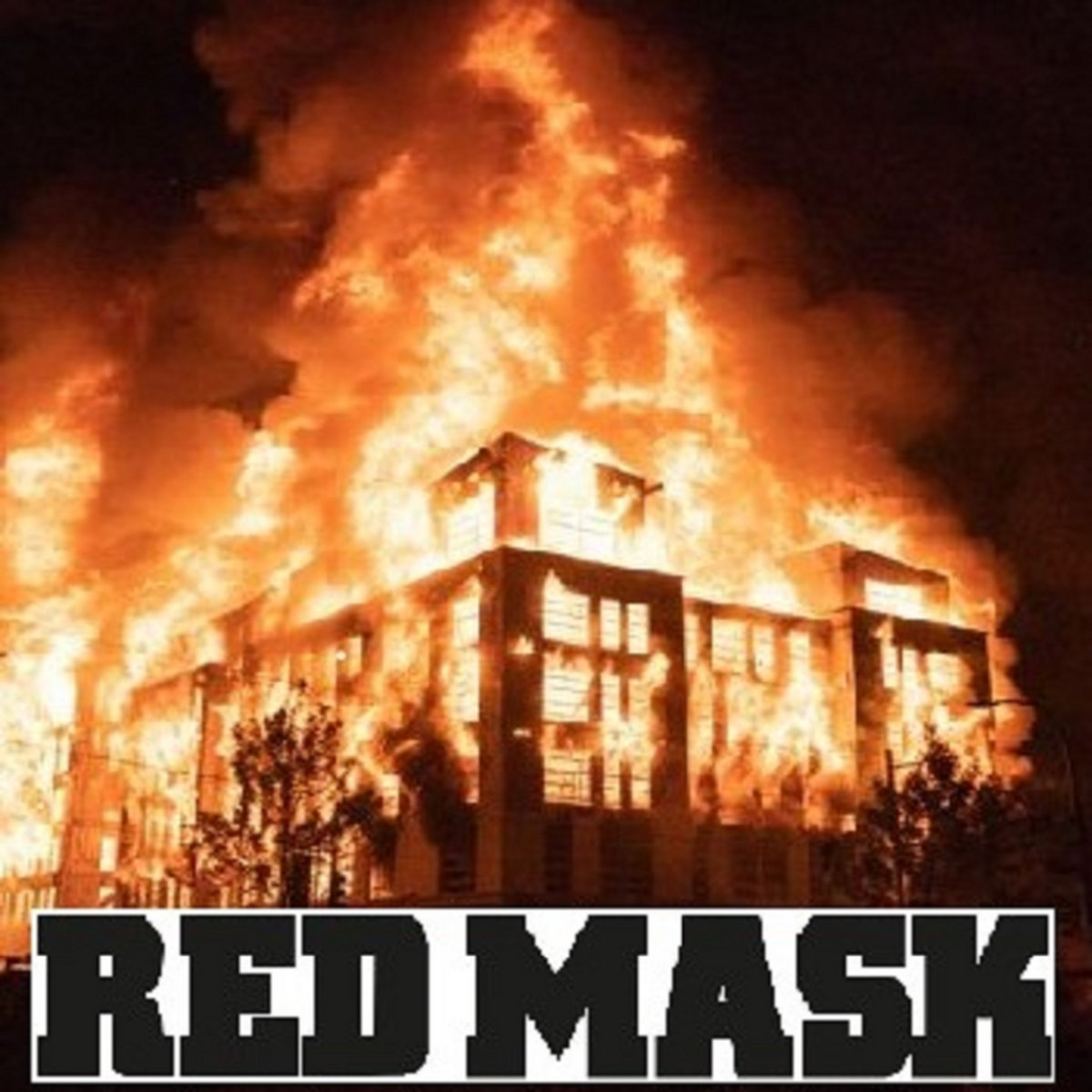 Red Mask and 'The Only Way'