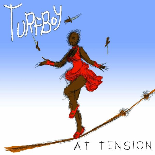 Turfboy and 'At Tension'