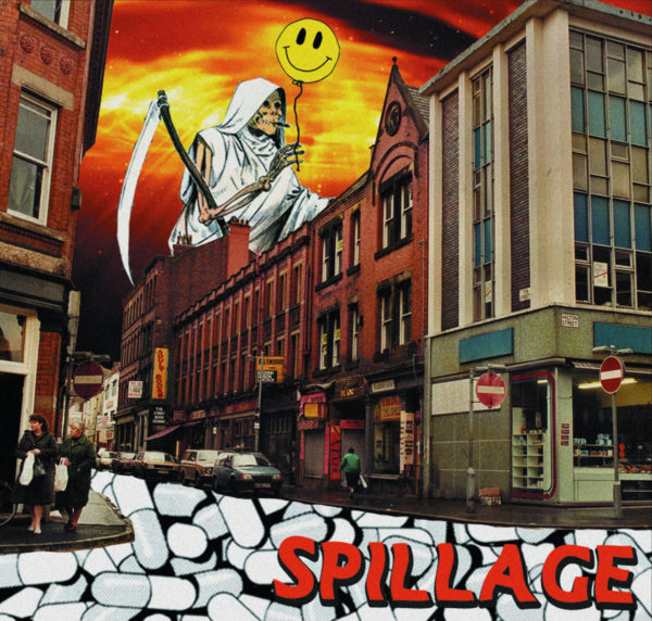 Spillage and Their Debut Self-Titled