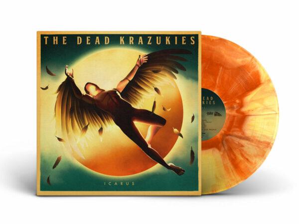 The Dead Krazukies - 'Icarus'