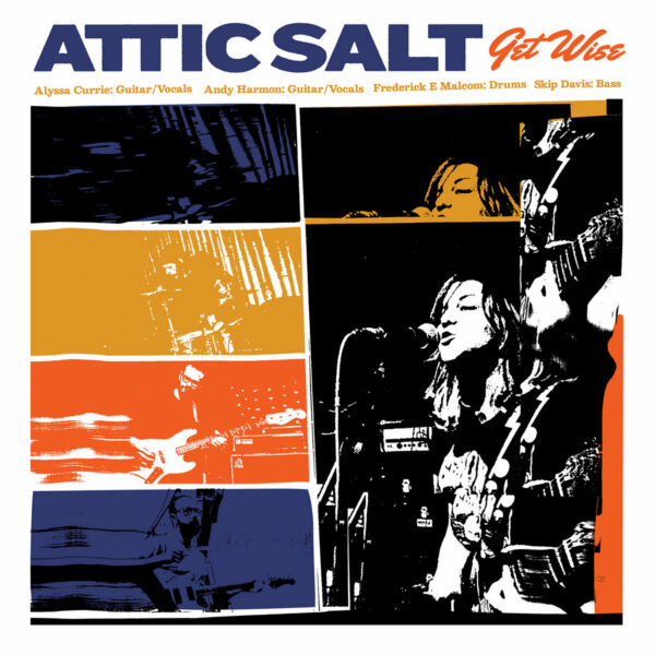 Attic Salt and 'Get Wise'
