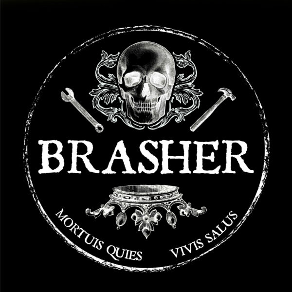 Brasher - 'Live At Axe And Trap' Double A-Side