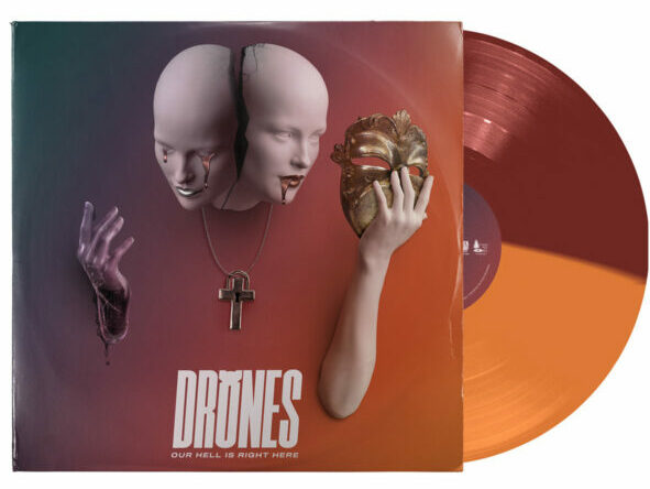 Drones - 'Our Hell Is Right Here' vinyl