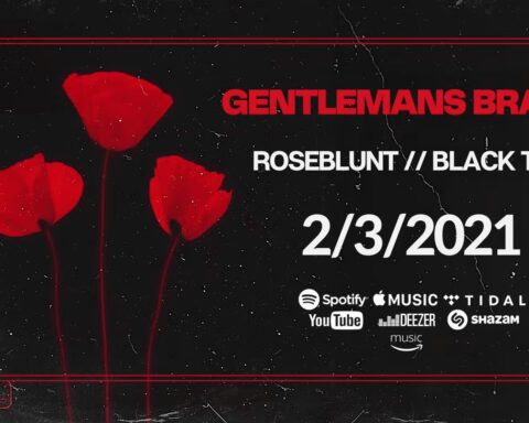 Gentleman's Brawl - 'Roseblunt' // 'Black Tar'