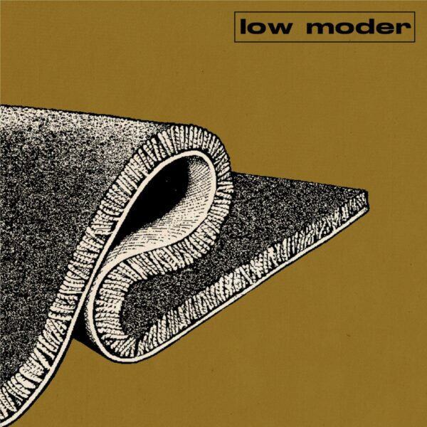 Low Moder and Their 'Self-Titled' (cover)
