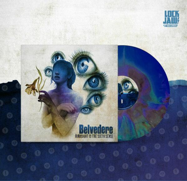 "Belvedere - 'Hindsight Is The Sixth Sense' - ""Iridescent Slick"" LP"