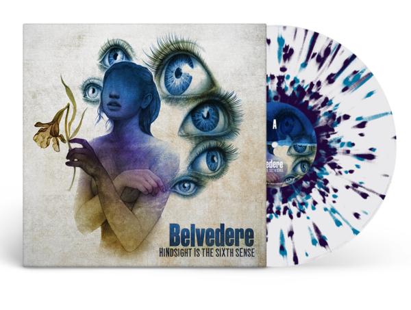 "Belvedere - 'Hindsight Is The Sixth Sense' - ""Optical Blur"" LP"