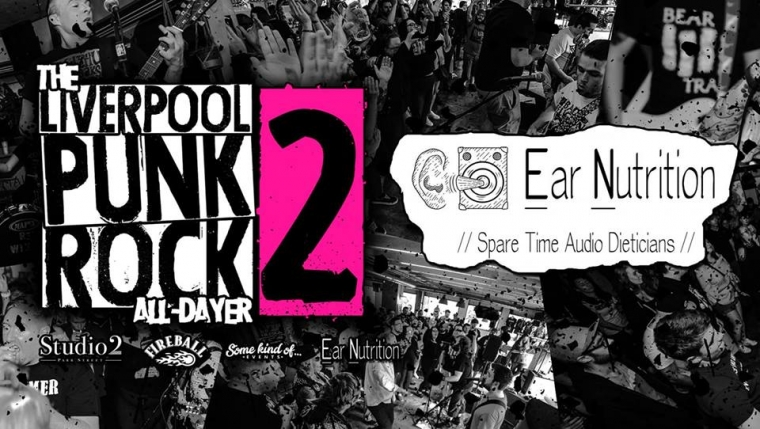 The Liverpool Punk-Rock All Dayer 2!