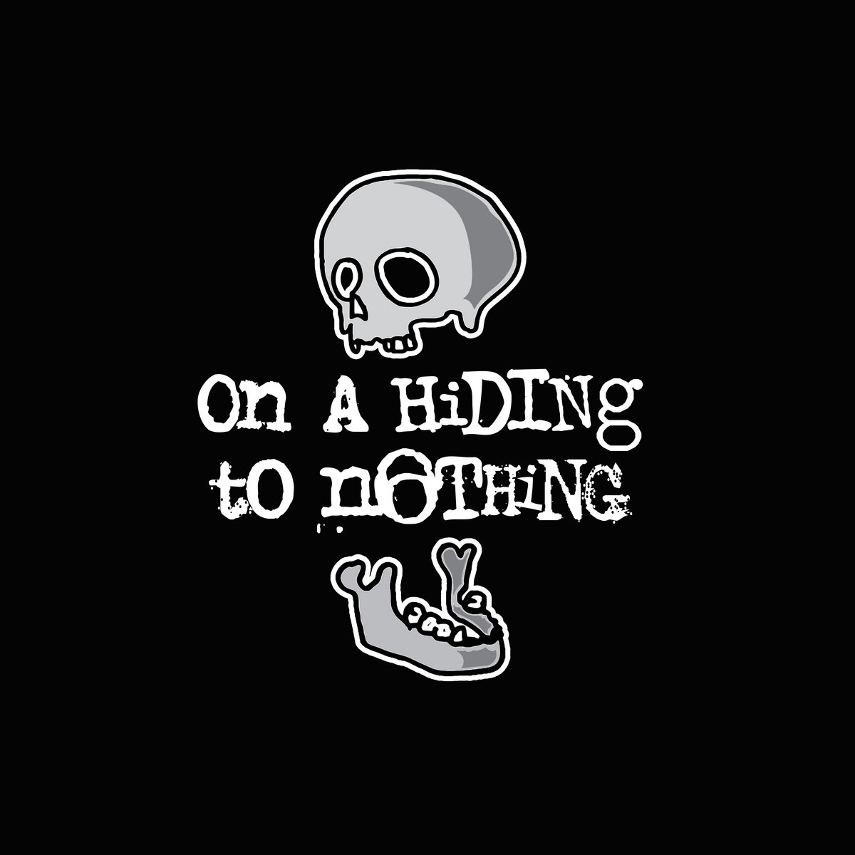 On A Hiding To Nothing