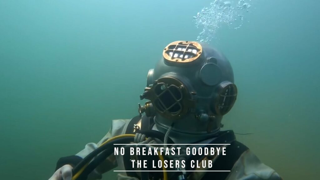 No Breakfast Goodbye -The Losers Club single art