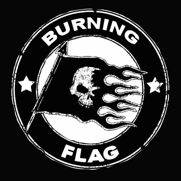 Burning Flag logo