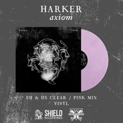 Harker - 'Axiom' Pink Vinyl