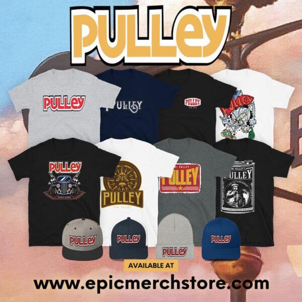 Pulley Merch via Epic Merch Store