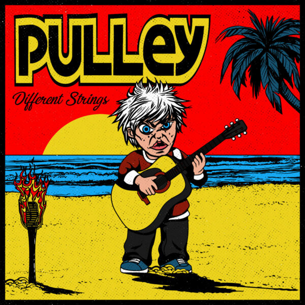 Pulley - Different Strings