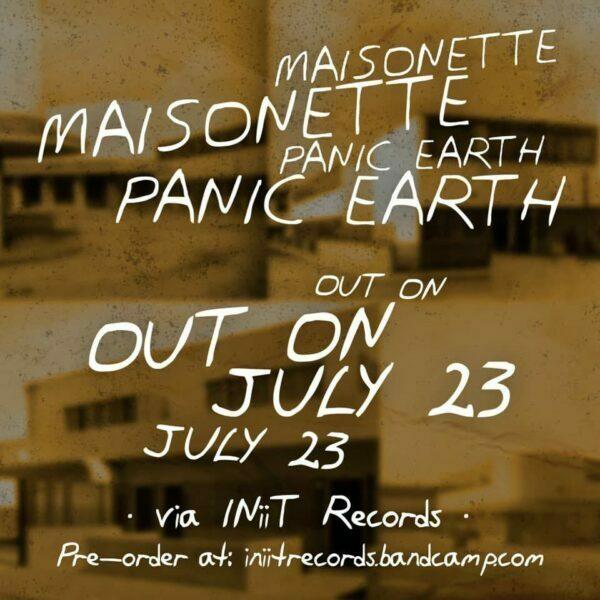 Maisonette and 'Panic Earth' promo