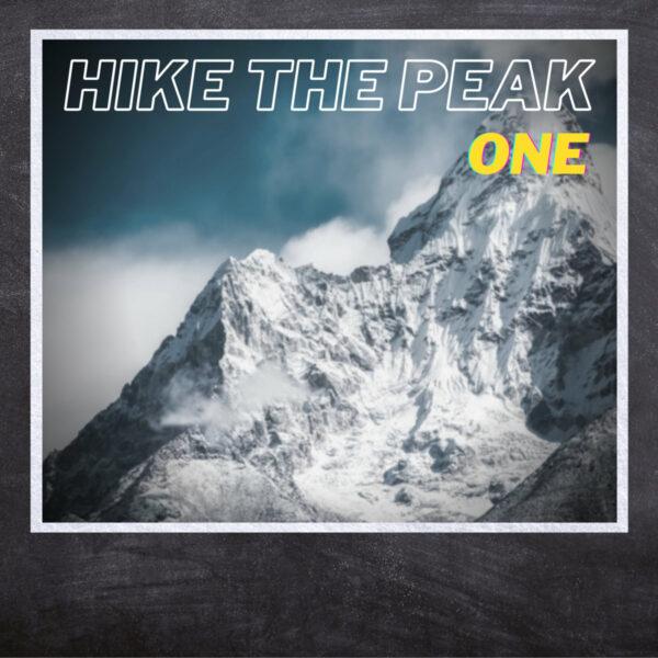 Hike The Peak - 'One'
